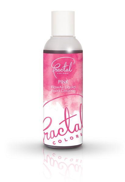 Fractal Airbrush Farbe Pink rosa