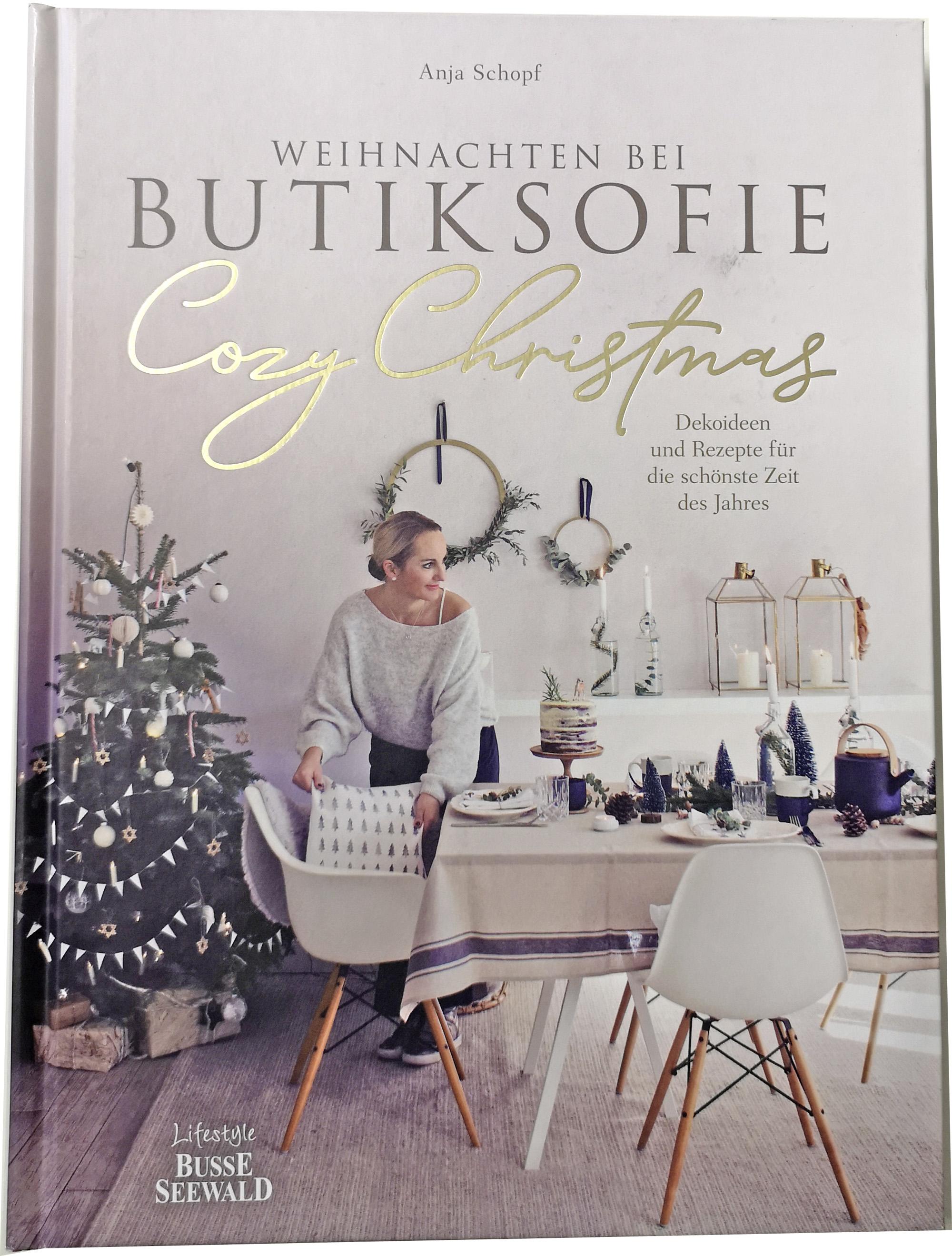 Buch - Cozy Christmas: Weihnachten bei Butiksofie