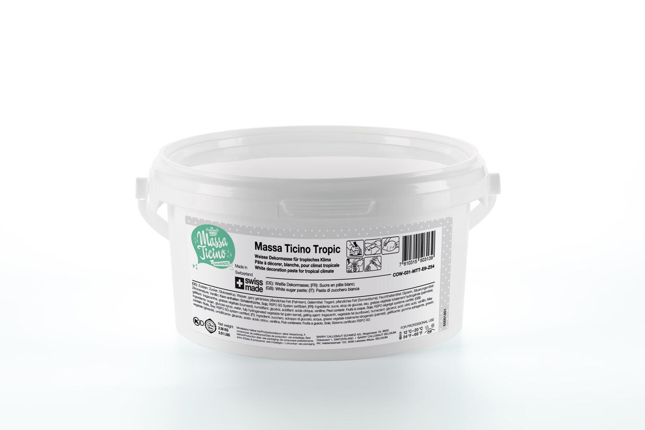 Massa Ticino Tropic 2,5kg Eimer