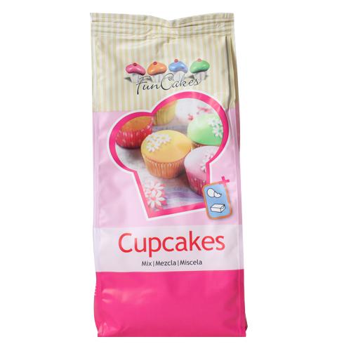 FunCakes Mix für Cupcakes 500g