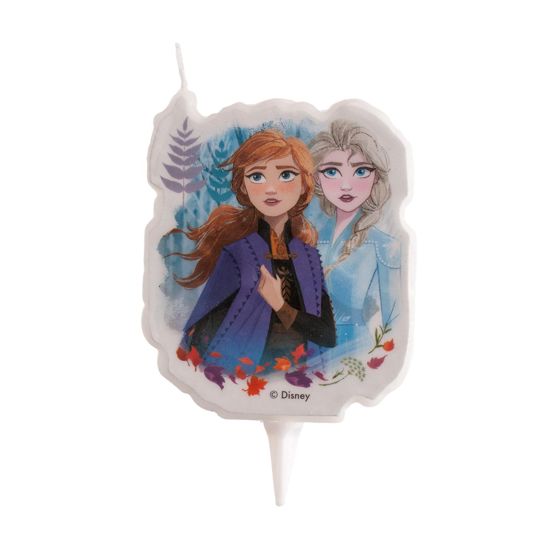 Kerze Elsa Eiskönigin Frozen II 7,5 cm