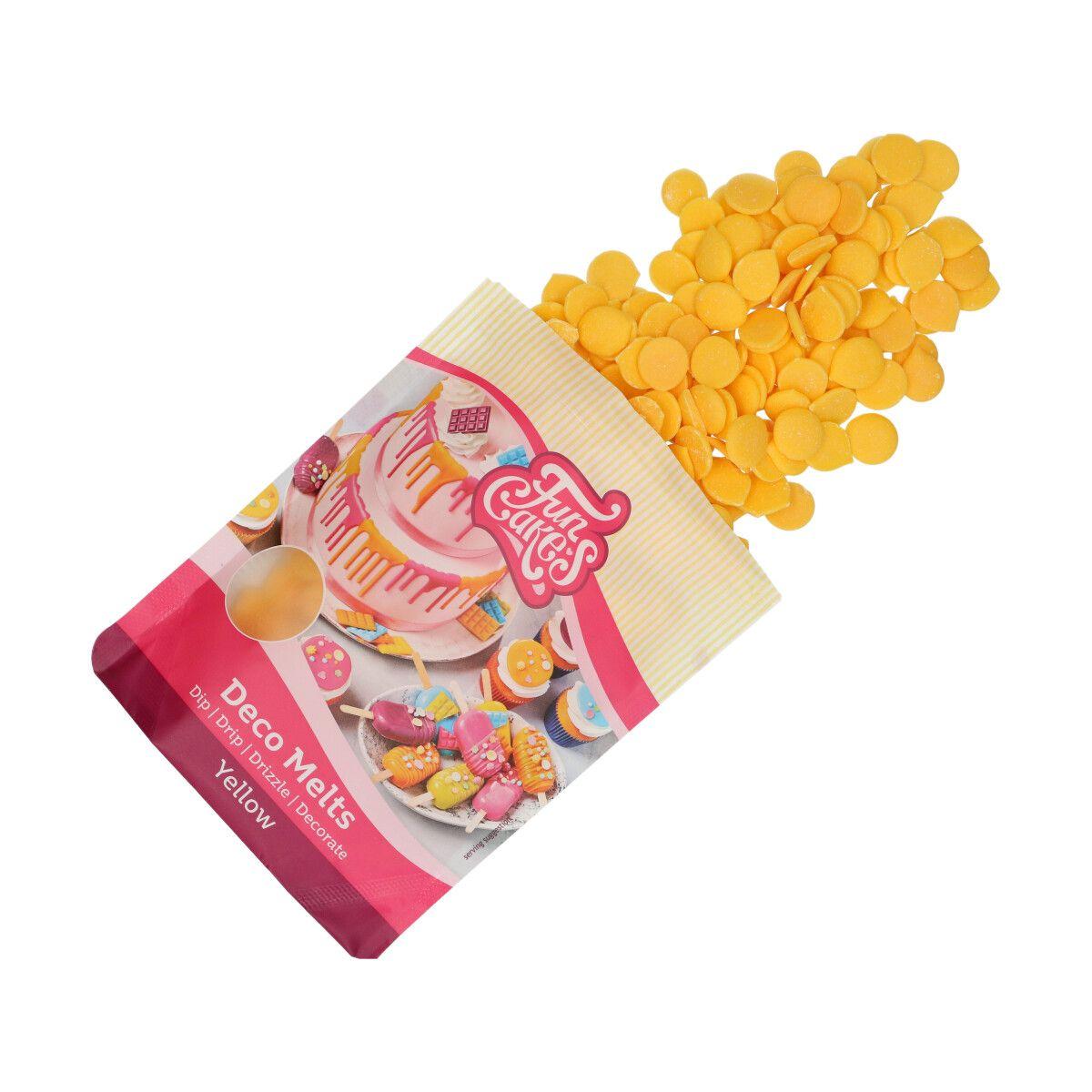 Candy Melts gelb