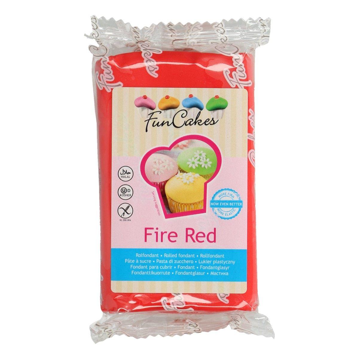 Rollfondant Fire Rot