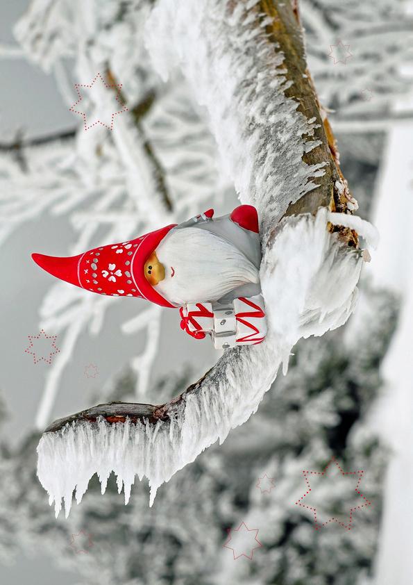 """Rouladendekor """"Weihnachten Wichtel"""""""