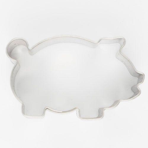 Ausstecher Schwein 4,5 cm