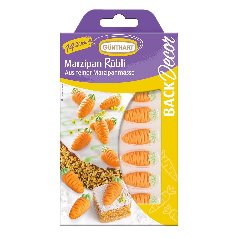 Marzipan Karotten 14 Stk.