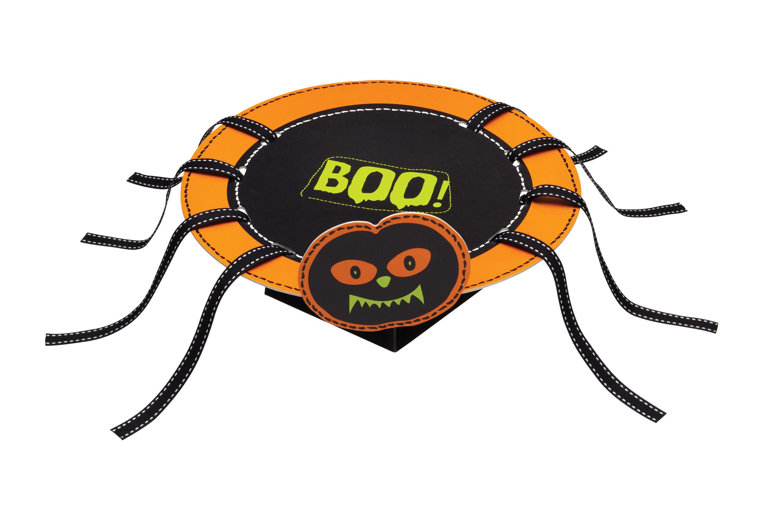 Halloween Süßigkeiten Ständer Spinne