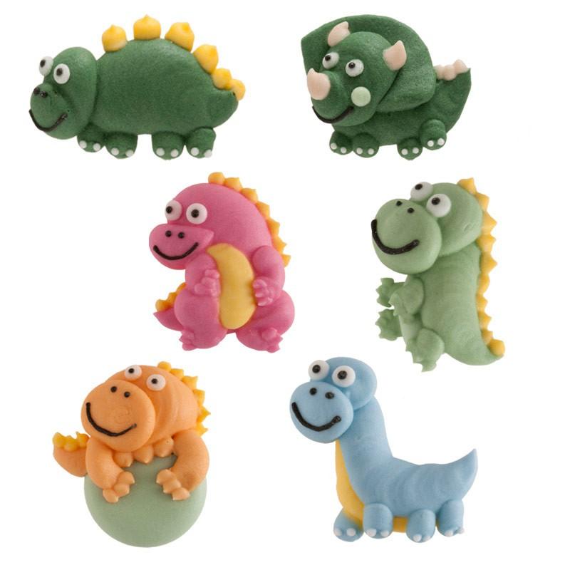 Zuckerdeko Dinos