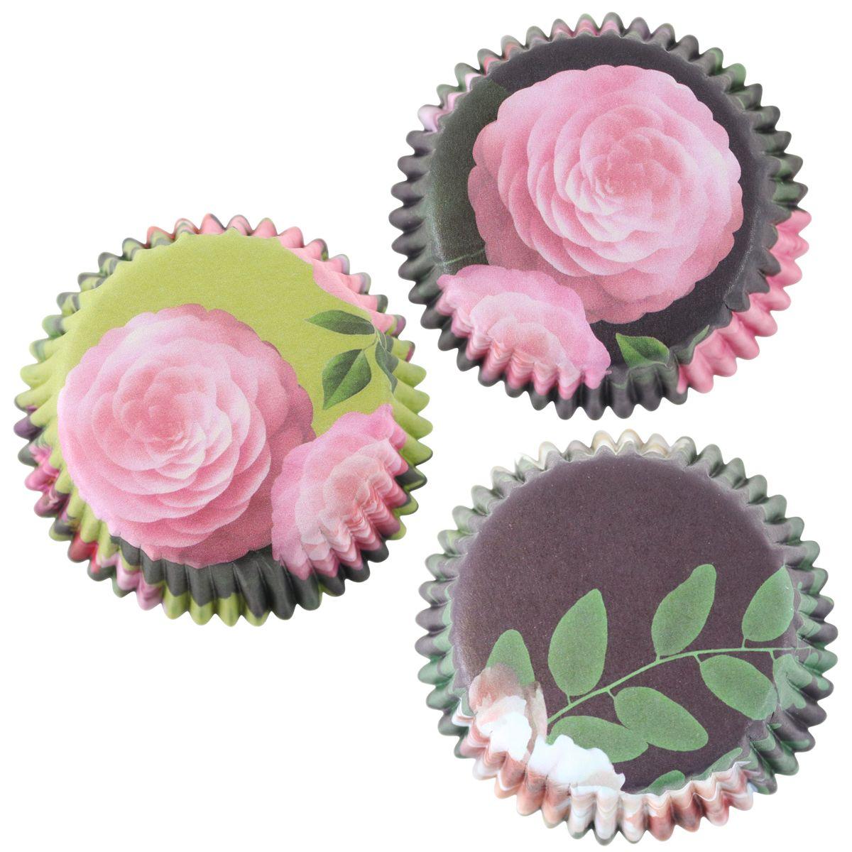 Cupcake Förmchen Country Garden