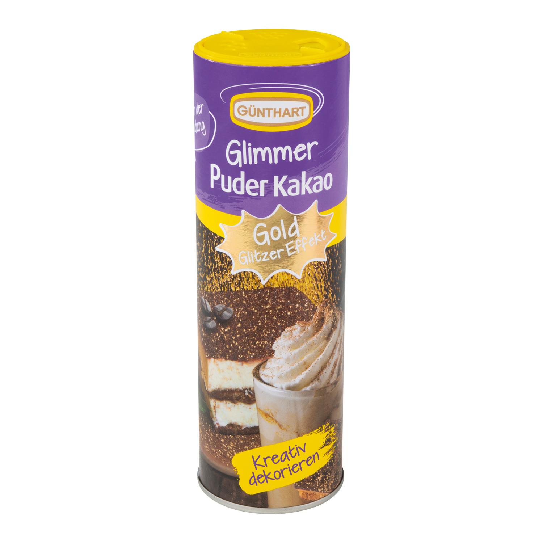 Glimmer Puder Kakao