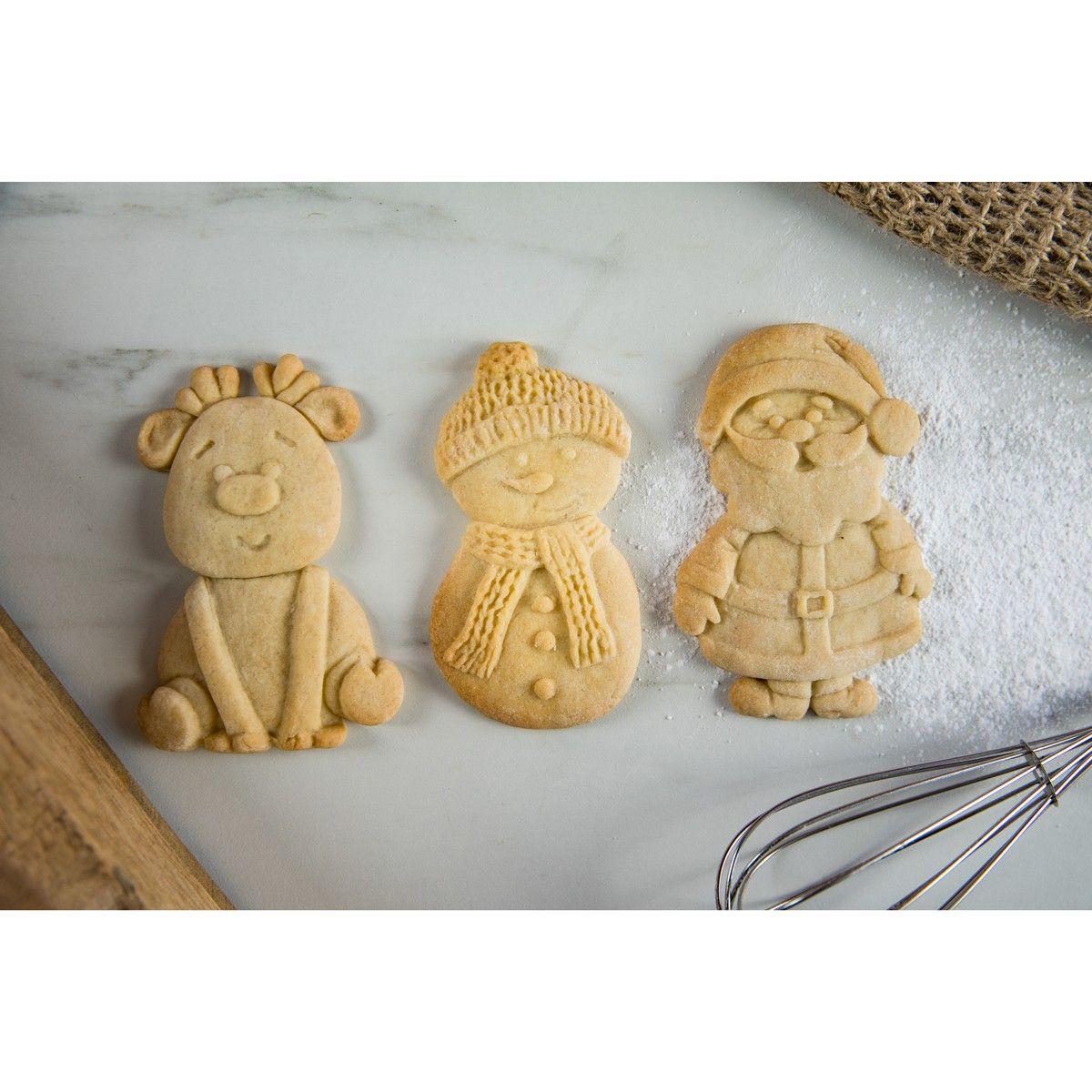 Silikonform Karen Davies | Christmas Cookie