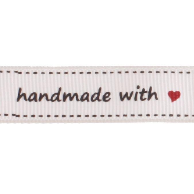 Tortenband Handmade with Heart