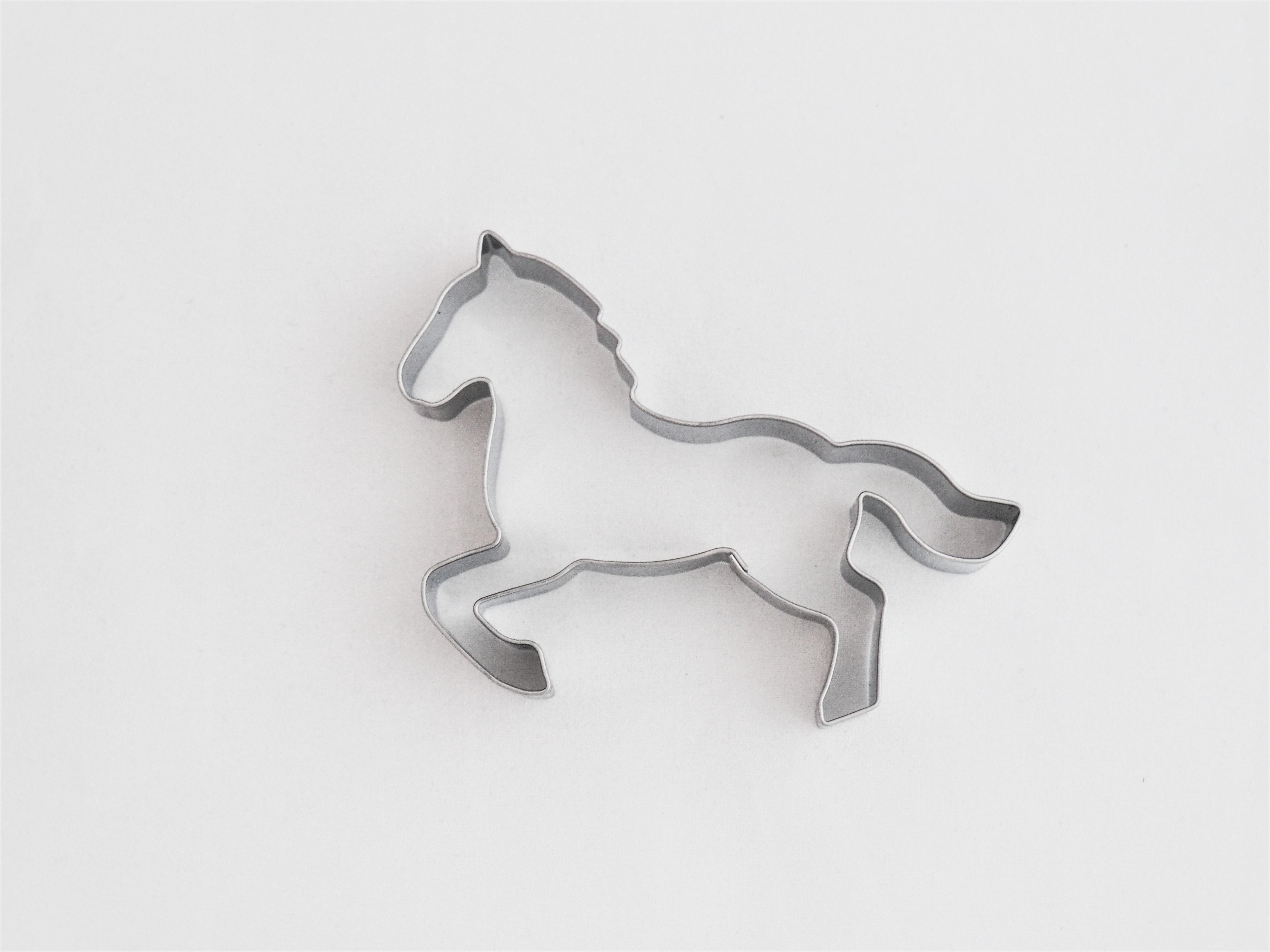 Ausstecher Pferd H 7cm