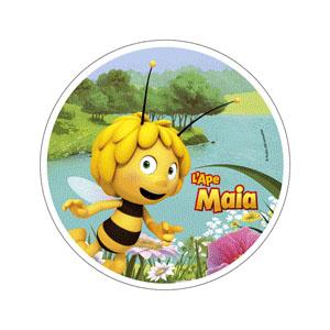 Tortenbild Biene Maya