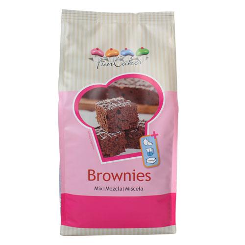 FunCakes Mix fur Brownies 1kg