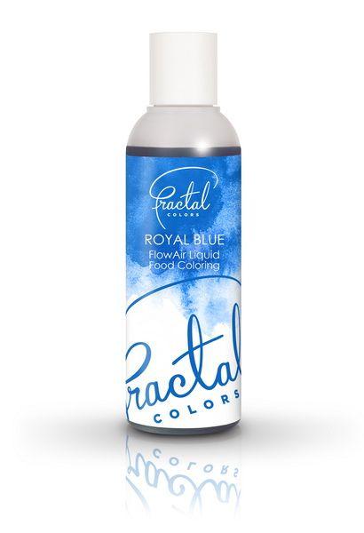 Fractal Airbrush Farbe Royal Blue