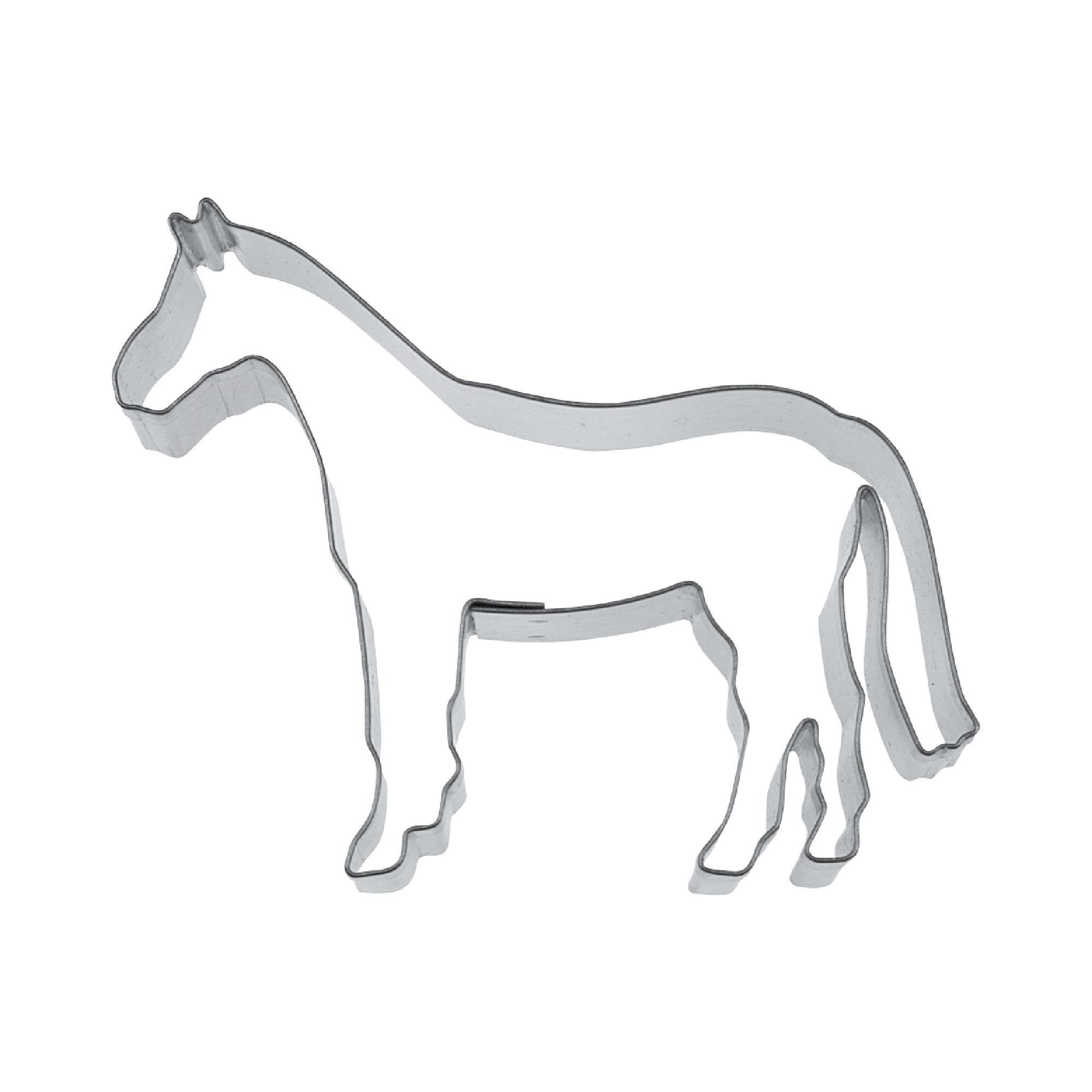 Ausstecher Pferd 6cm