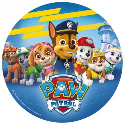 Paw Patrol Tortenbild