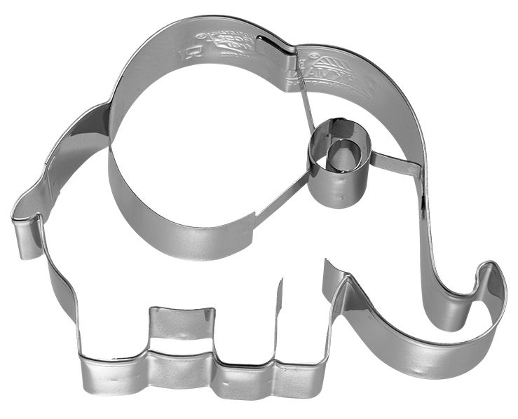 Ausstecher Elefant 10,5 cm