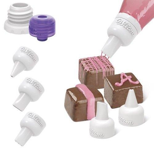 Candy Melts Dekorations Set 5teilig